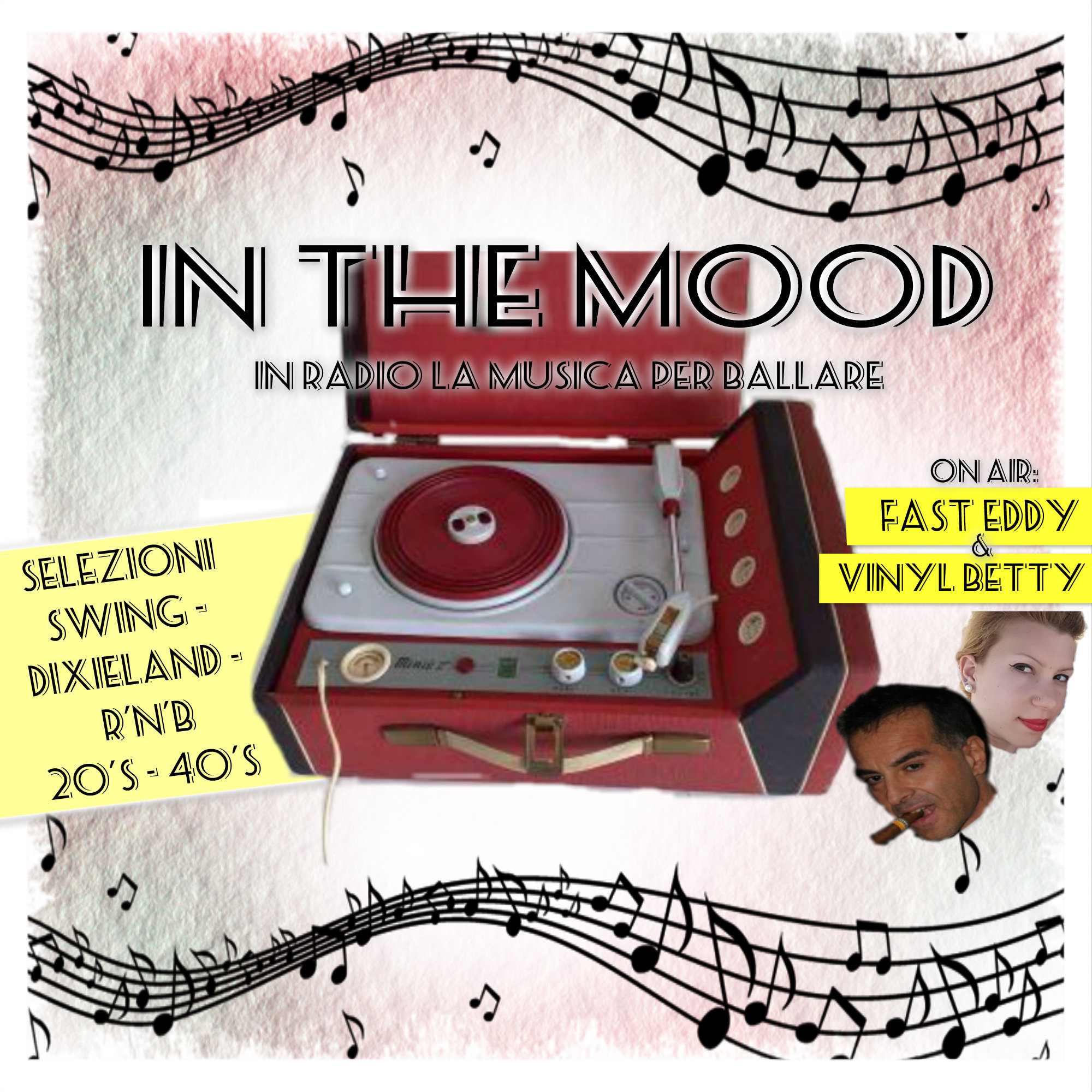In The Mood – in radio la musica per ballare